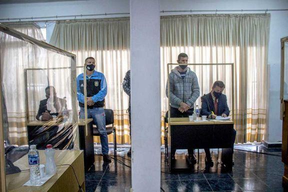 La hipótesis del doble homicidio y los antecedentes del ex policía Dlugokinski