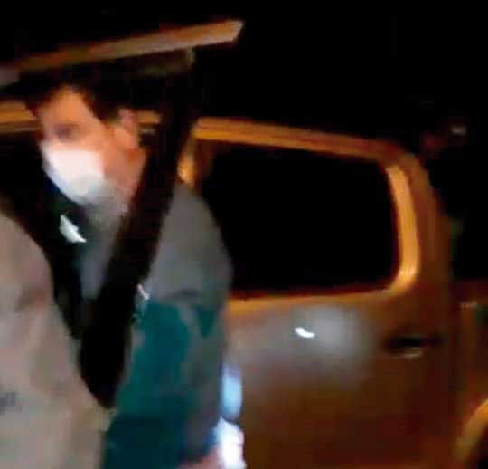 Escándalo en Eldorado con la detención del intendente durante un operativo
