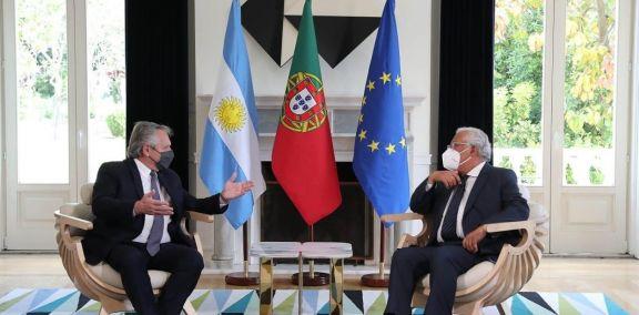 """Fernández: """"Queremos un acuerdo con el Fondo que no condicione el desarrollo de Argentina"""""""