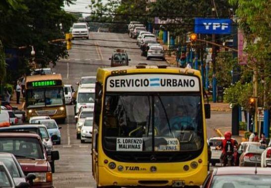 Montecarlo sin transporte urbano por sorpresivo paro de choferes
