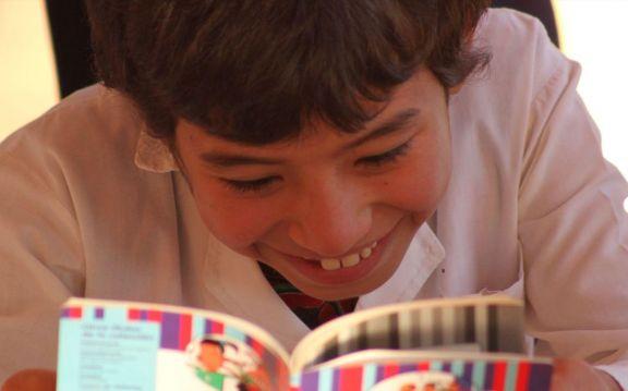 La Biblioteca del Parque inicia talleres para escuelas primarias