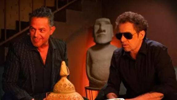 """El jueves Calamaro presenta una nueva versión de """"Flaca"""" a duo con Alejandro Sanz"""