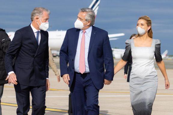 """El Presidente aseguró que se está """"avanzado"""" hacia un acuerdo con el Club de París"""