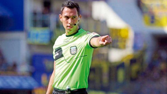 Facundo Tello será el encargado de impartir justicia en el segundo Superclásico del año