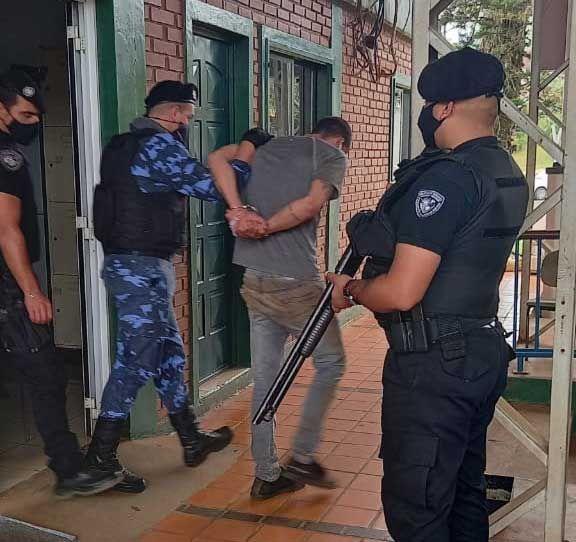Cayeron dos delincuentes fugados de una cárcel en Brasil