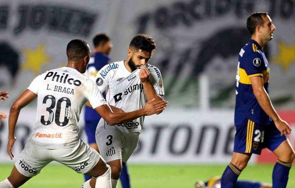 Boca perdió y se complica su clasificación