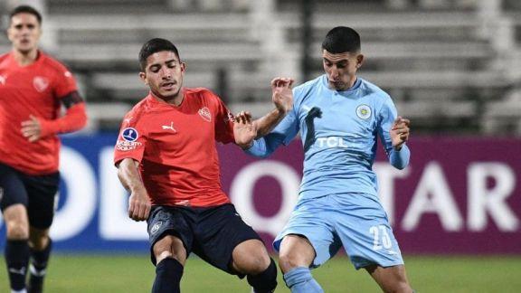 Independiente rescató un punto frente a Montevideo City Torque por la Sudamericana