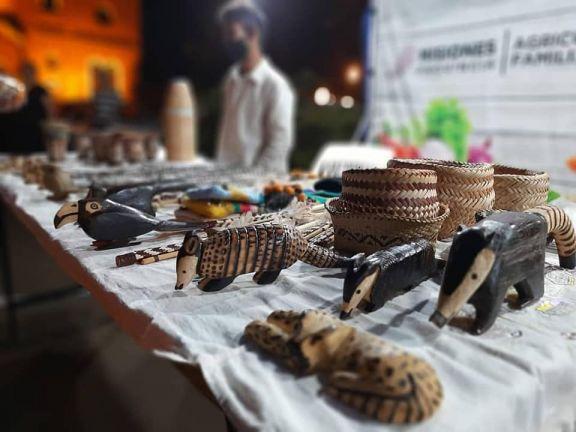 Feria gastronómica y exposiciones productivas este viernes en San Vicente
