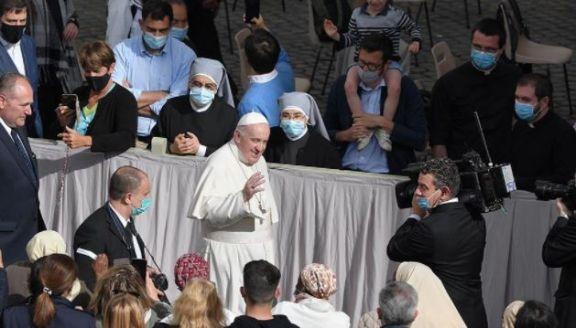 """Francisco, de nuevo ante el público: """"No es bello hablar adelante de nada, a una cámara"""""""