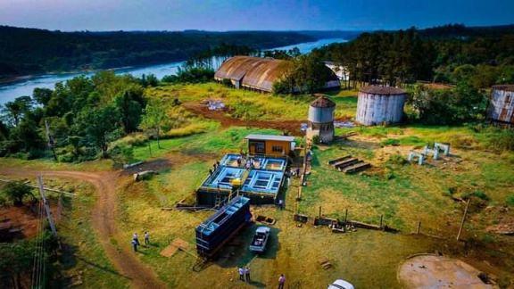 Eldorado: el 20 de mayo inician las pruebas en la nueva planta de tratamiento de aguas