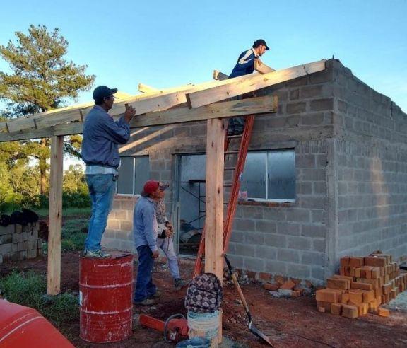 Bomberos Voluntarios de Santa Ana tendrán edificio propio