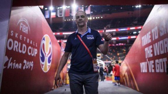Sergio Hernández retorna al seleccionado para los Juegos Olímpicos de Tokio