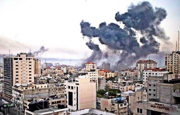 """Alertan por una """"guerra a gran escala"""" entre Israel y Palestina"""