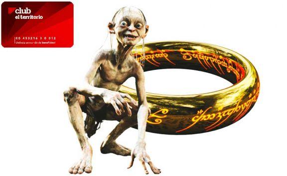 'El señor de los anillos' regresa renovado al Imax