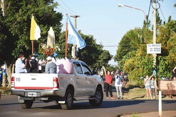 Misas toda la jornada en la fiesta patronal de Fátima