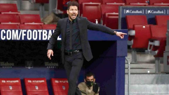 Atlético de Madrid dio un paso clave hacia el título
