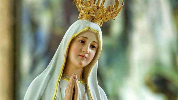 Hoy se conmemora Nuestra Señora de Fátima