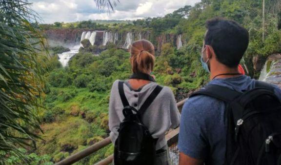 """Arrúa: """"La sensación de incertidumbre volvió al turismo"""""""