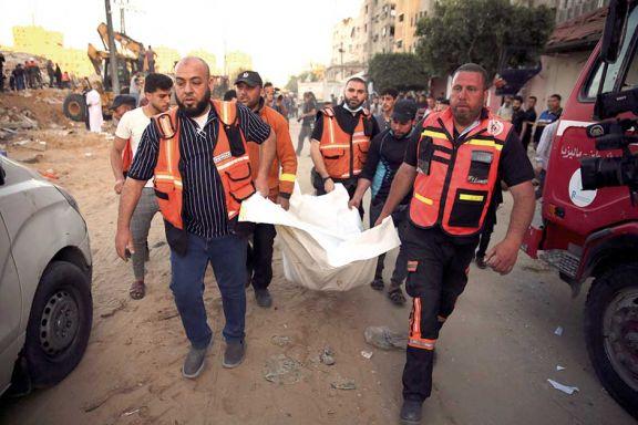El conflicto en la Franja de Gaza ya dejó más de 100 muertos