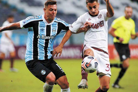 Sudamericana: Lanús quedó al borde de la eliminación