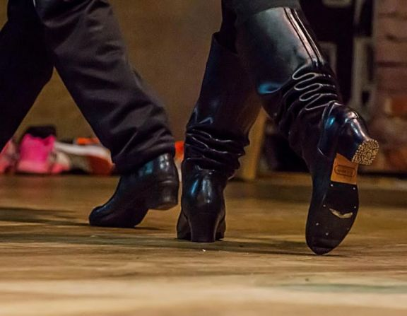 Las capacitaciones del Ballet Folklórico del Parque llegan a Iguazú y Puerto Esperanza
