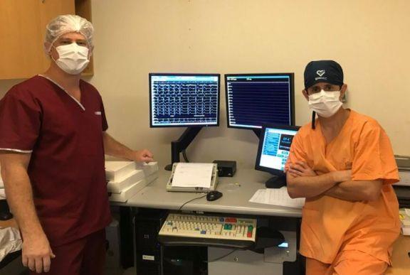 Hospital Escuela: realizaron por primera vez,  una cirugía cardiológica, única en la región
