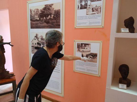 Lanzaron la visita virtual del museo Imágenes de la Selva