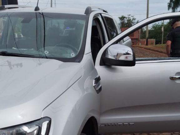 Sicarios en moto asesinaron a balazos a un abogado en el límite fronterizo de Bernardo de Irigoyen
