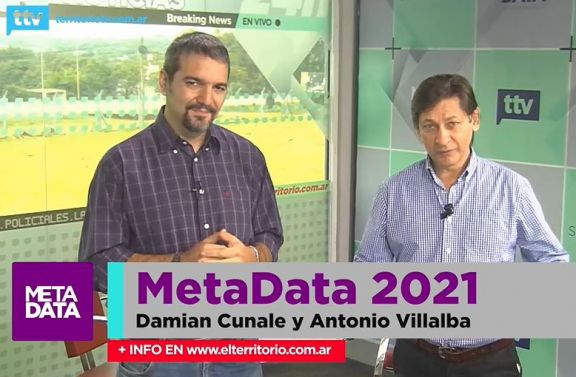 MetaData #2021: Cada vez falta menos para las elecciones