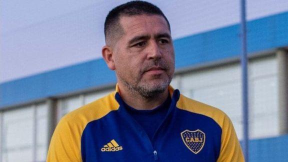 Riquelme se reunió con el plantel de Boca antes del Superclásico y le dejó un mensaje