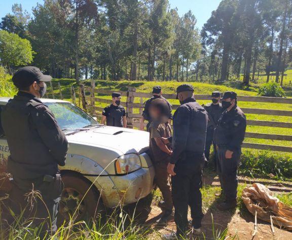 Estaba prófugo por la muerte de un joven en Garuhapé y fue detenido