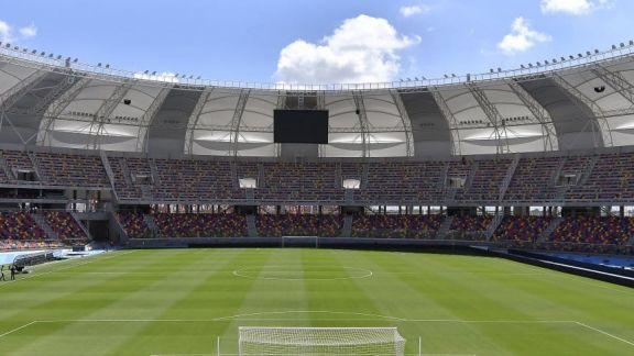 Copa Liga Profesional: las semifinales se jugarán en San Juan y la final en Santiago del Estero