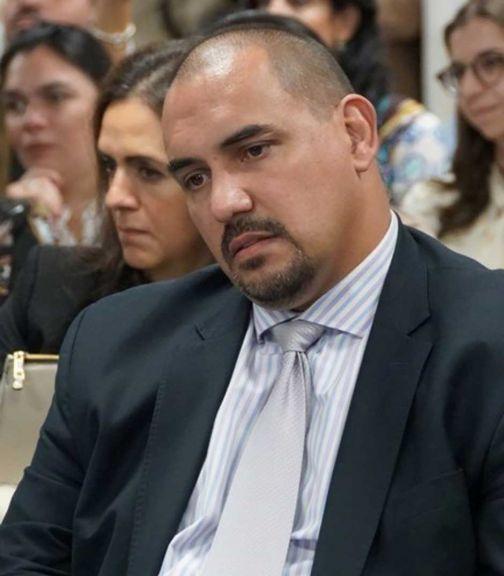 El Colegio de Abogados de Misiones y Rafael Pereyra Pigerl, presentaron el pedido de jury contra el juez de Puerto Iguazú, Pedro Alberto Fragueiro.