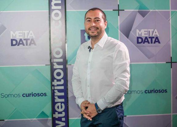 Santiago Mansilla dio a conocer en Meta Data sus propuestas