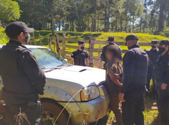 Atrapan a presunto homicida tras operativo en El Alcázar