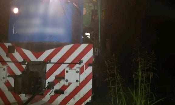 Tren de cargas procedente de Buenos Aires atropelló y mató a un hombre en San José