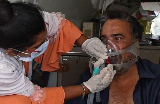 Tras superar los 24 millones de casos India empezó a administrar la Sputnik V