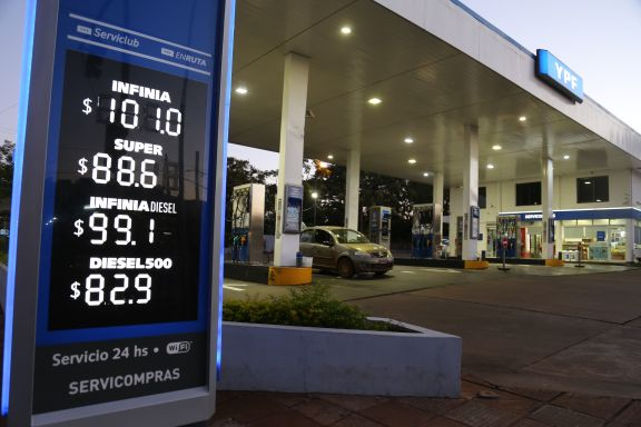 Se demoró la suba de combustibles en Misiones
