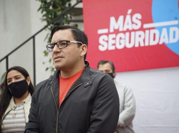 Pablo Velázquez impulsa desde el Concejo Deliberante propuestas por una ciudad más segura