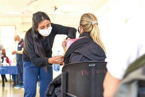 Covid: comienza en Misiones la  vacunación a mayores de 40 años