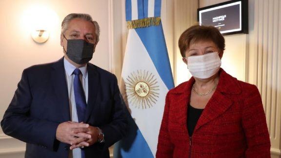 Argentina busca avanzar en un rápido acuerdo con el FMI para despejar vencimientos