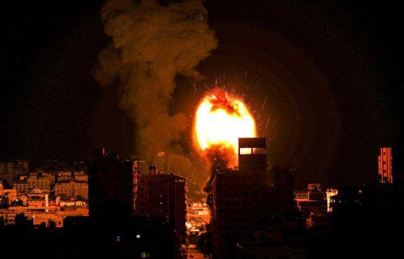 Bombardeos israelíes dejaron 42 palestinos muertos en Gaza