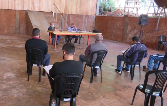 Bomberos voluntarios de Puerto Libertad eligieron nueva comisión directiva