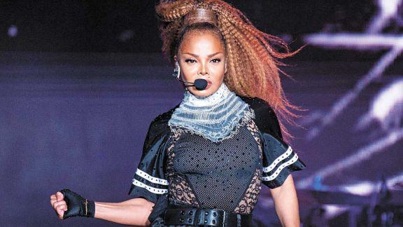 'Tesoros icónicos', la subasta de indumentaria de Janet Jackson