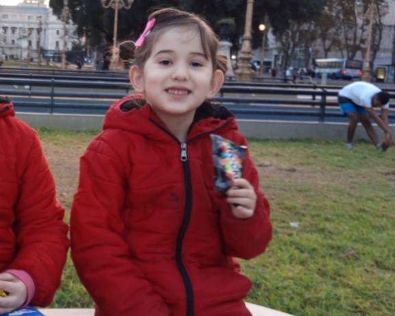 Apareció una médula ósea y Luzmila podría ser trasplantada el 3 de junio