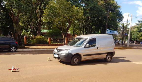 Jardín América: septuagenario atropellado el lunes murió en el Hospital Madariaga