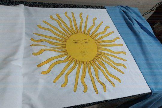 Eldorado busca confeccionar la bandera argentina más larga de Misiones