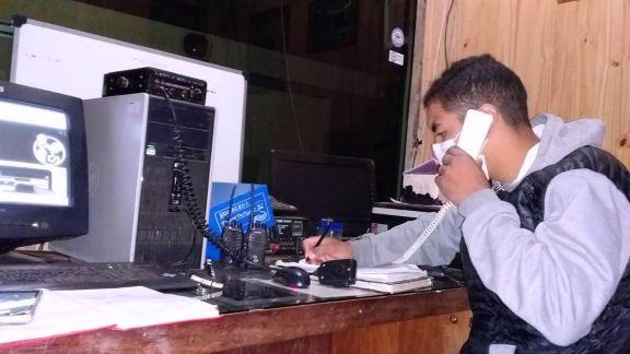 Bomberos Voluntarios de Irigoyen ya cuentan con una línea de teléfono fijo
