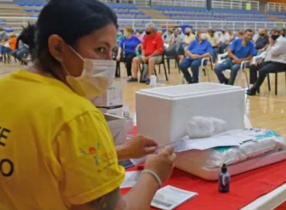 Cómo se distribuyen los 58 centros fijos de vacunación contra el Covid-19 de Misiones
