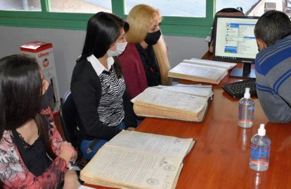 Comienzan las pasantías de estudiantes universitarios en el Concejo Deliberante de Montecarlo